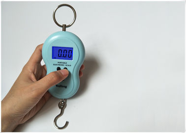 Cina Round Wide Handle LCD Digital Bagasi Scale Dengan Fungsi Auto Shut Down 120 Seconds pemasok